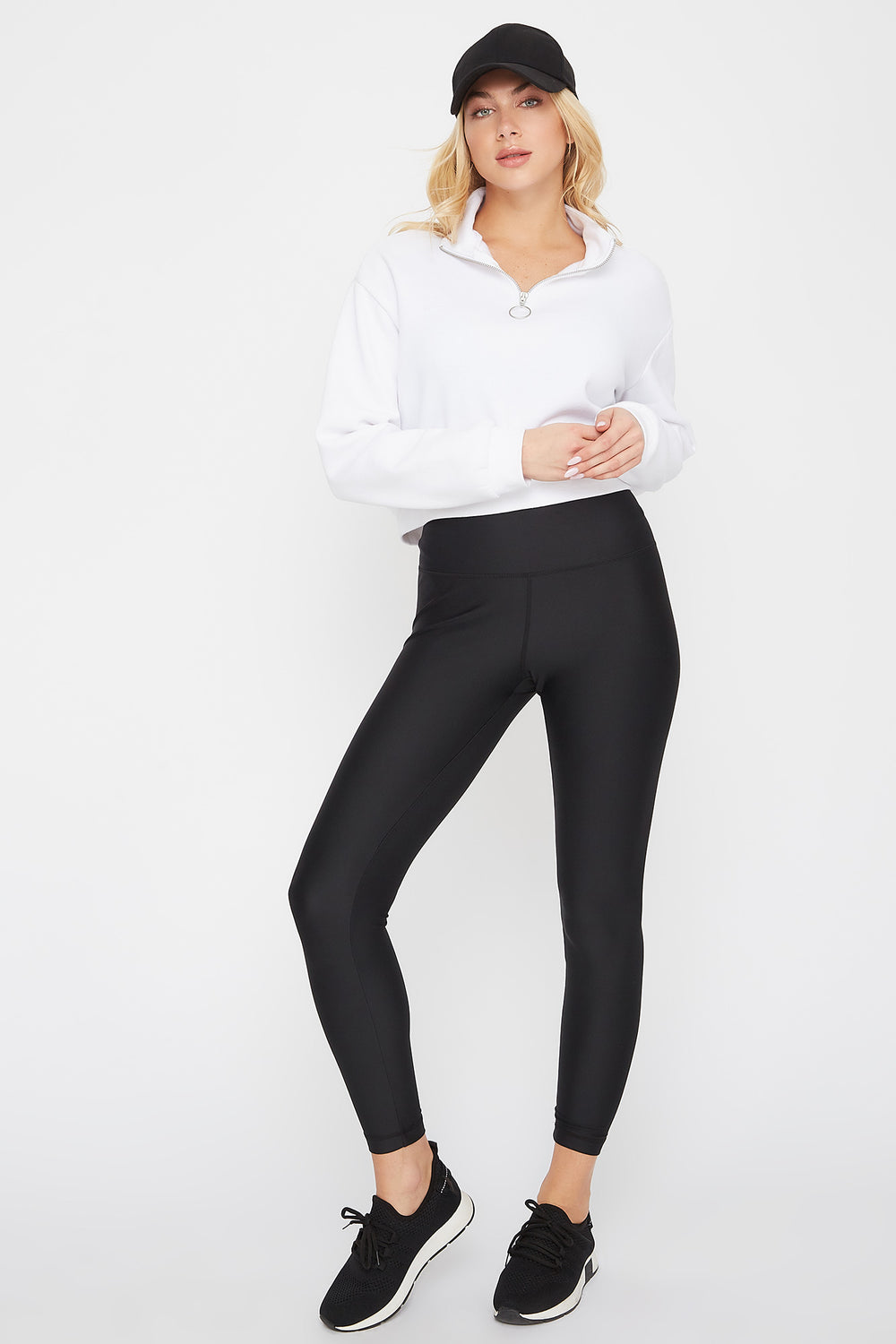 Infinite High-Rise Active Legging Black