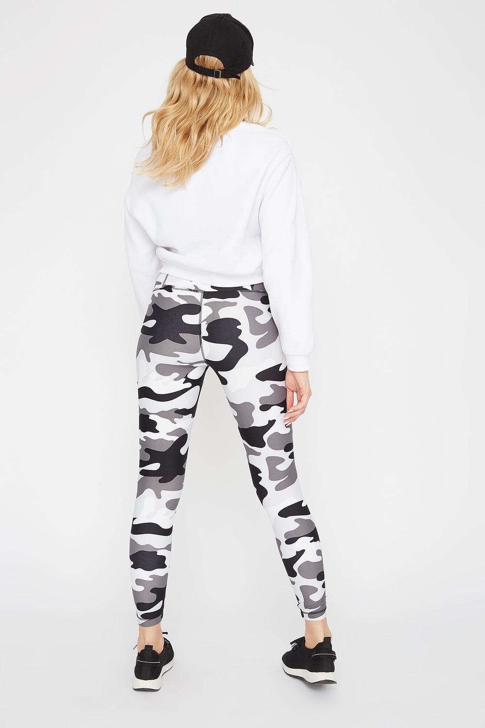 Infinite High-Rise Active Legging Camouflage