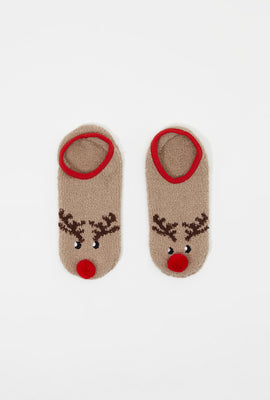 Holiday Character Sock Slipper