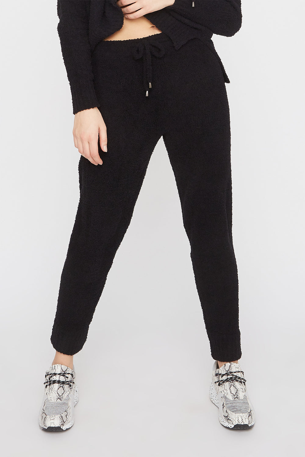 Super Soft Jogger Black