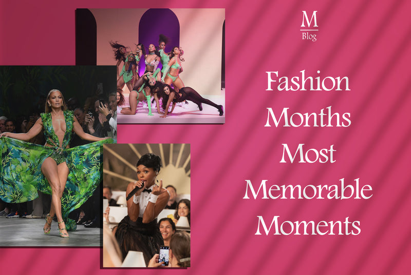 Fashion Months Most Iconic Moments…So Far PART ONE