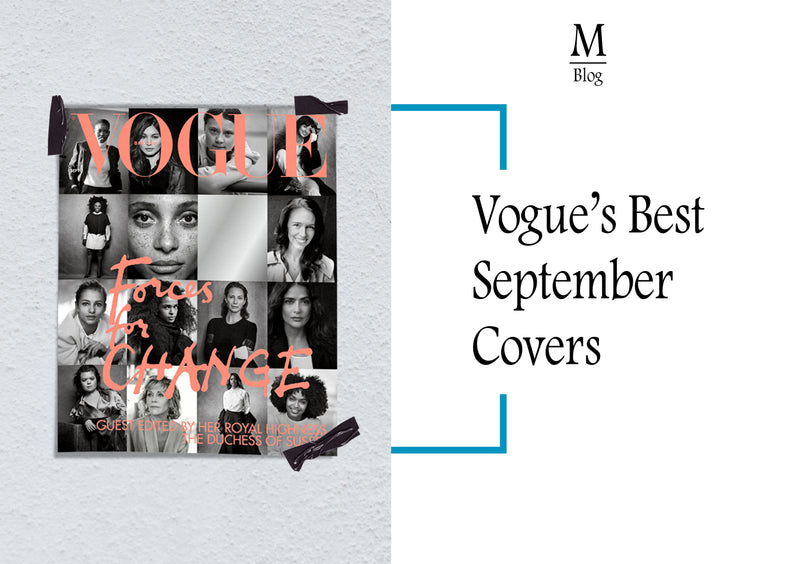 BLOG POST: Vogue's Best September Covers