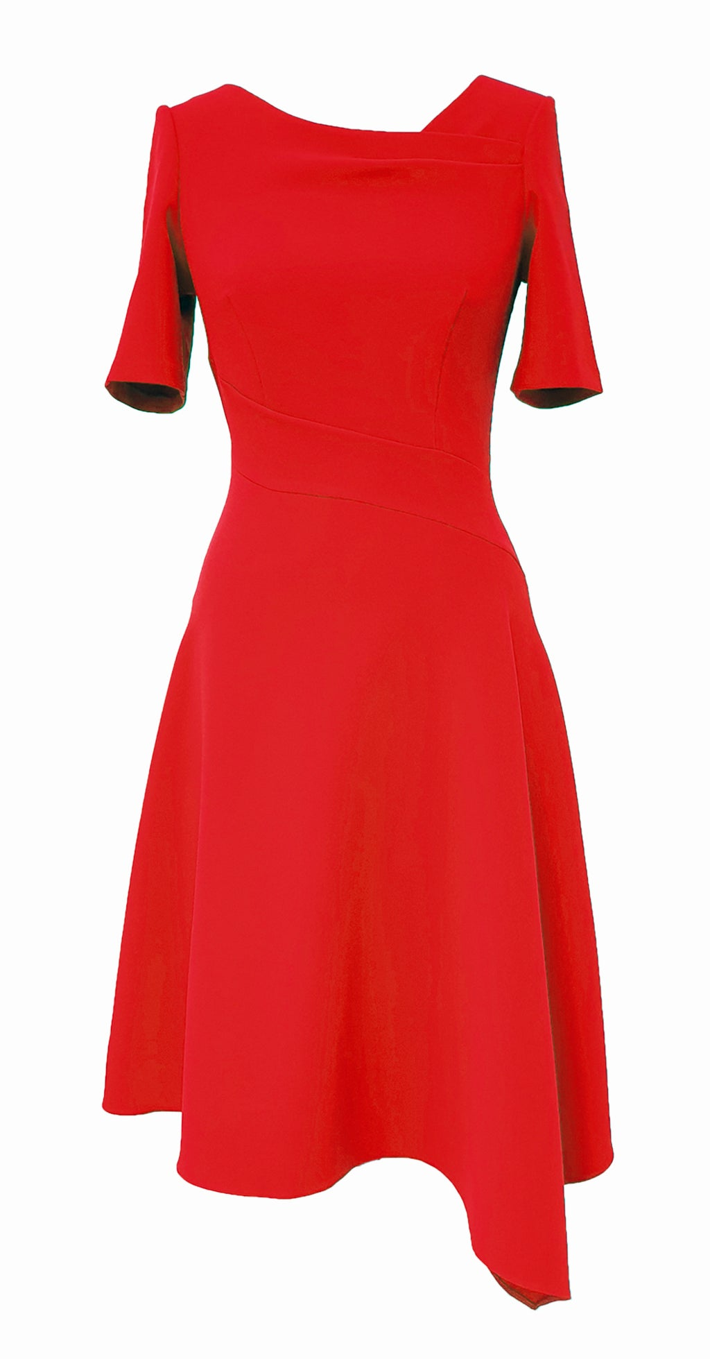 Audrey Dress DRC312 Red