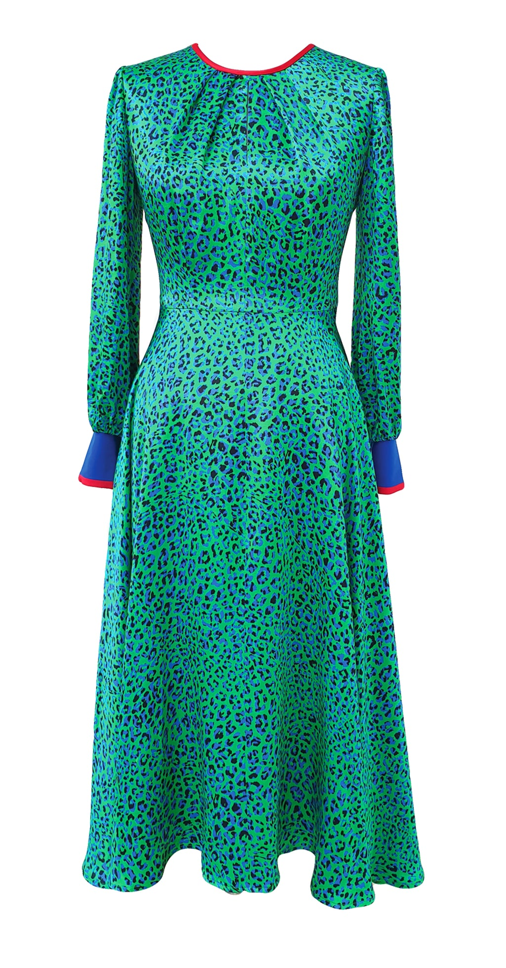 Diary of Jane Dress DRC330 Funky Leopard Print