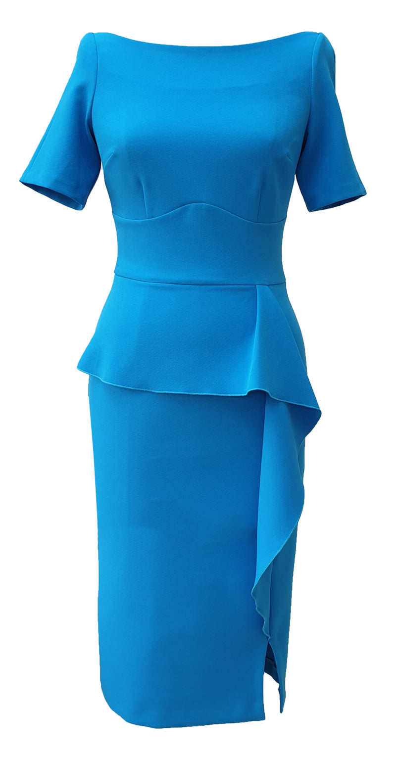 Jayne Dress DRC300 Marina Blue