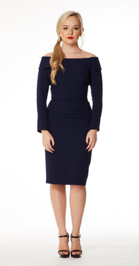 Larvik Dress DRC275 Navy