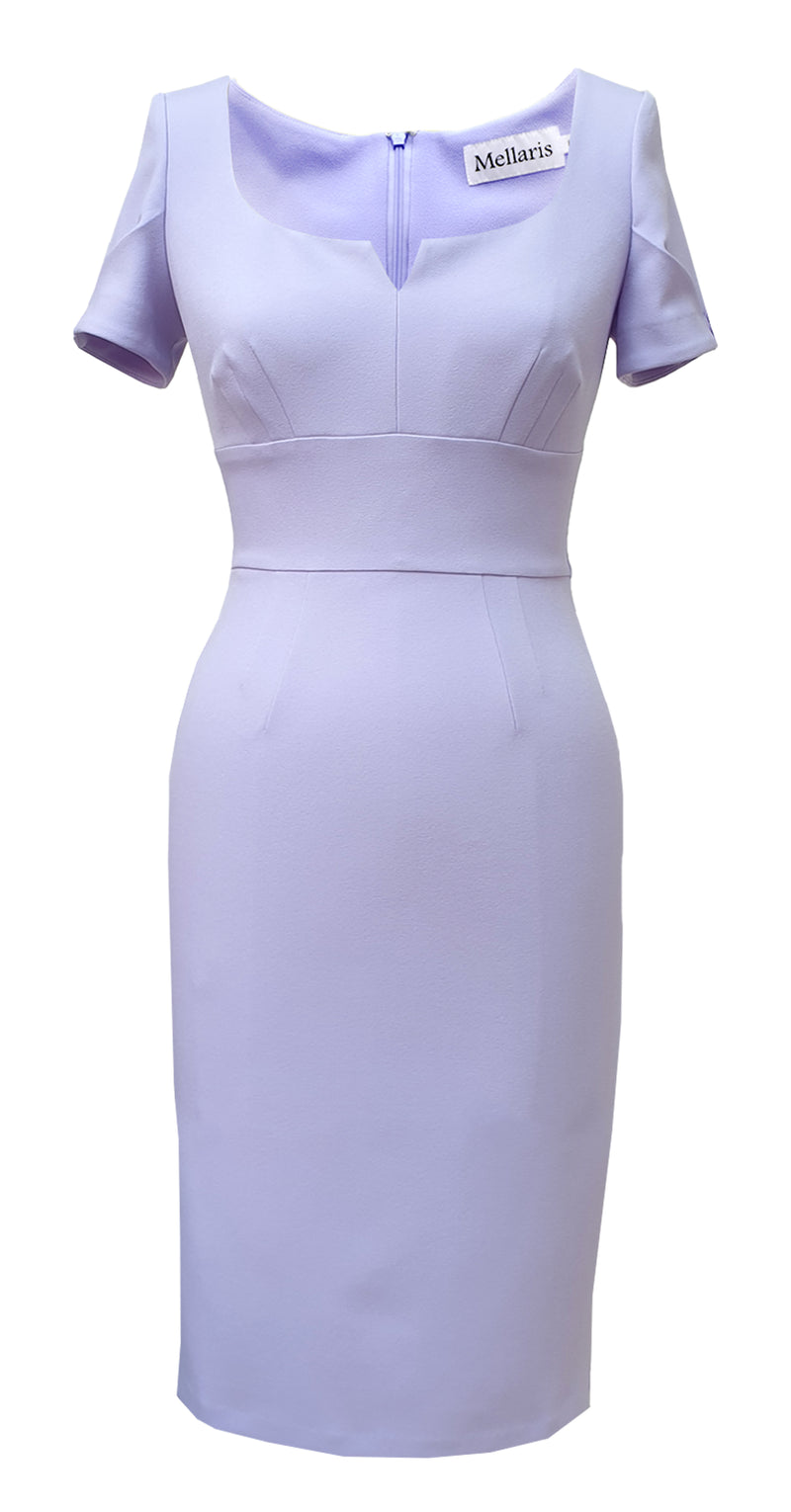 Marilyn Dress DRC310 Heather