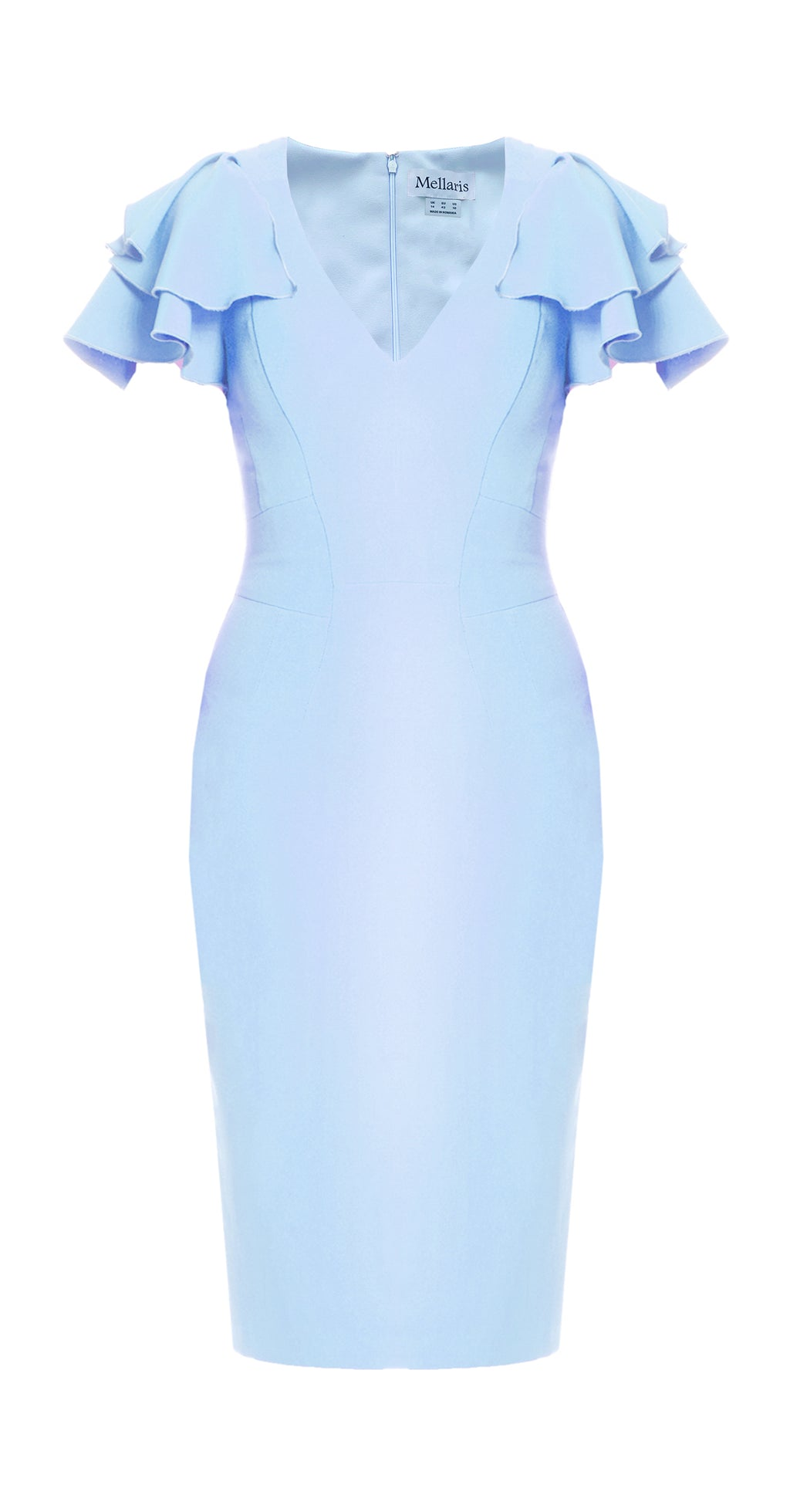 Bella Dress DRC243 Sky Blue