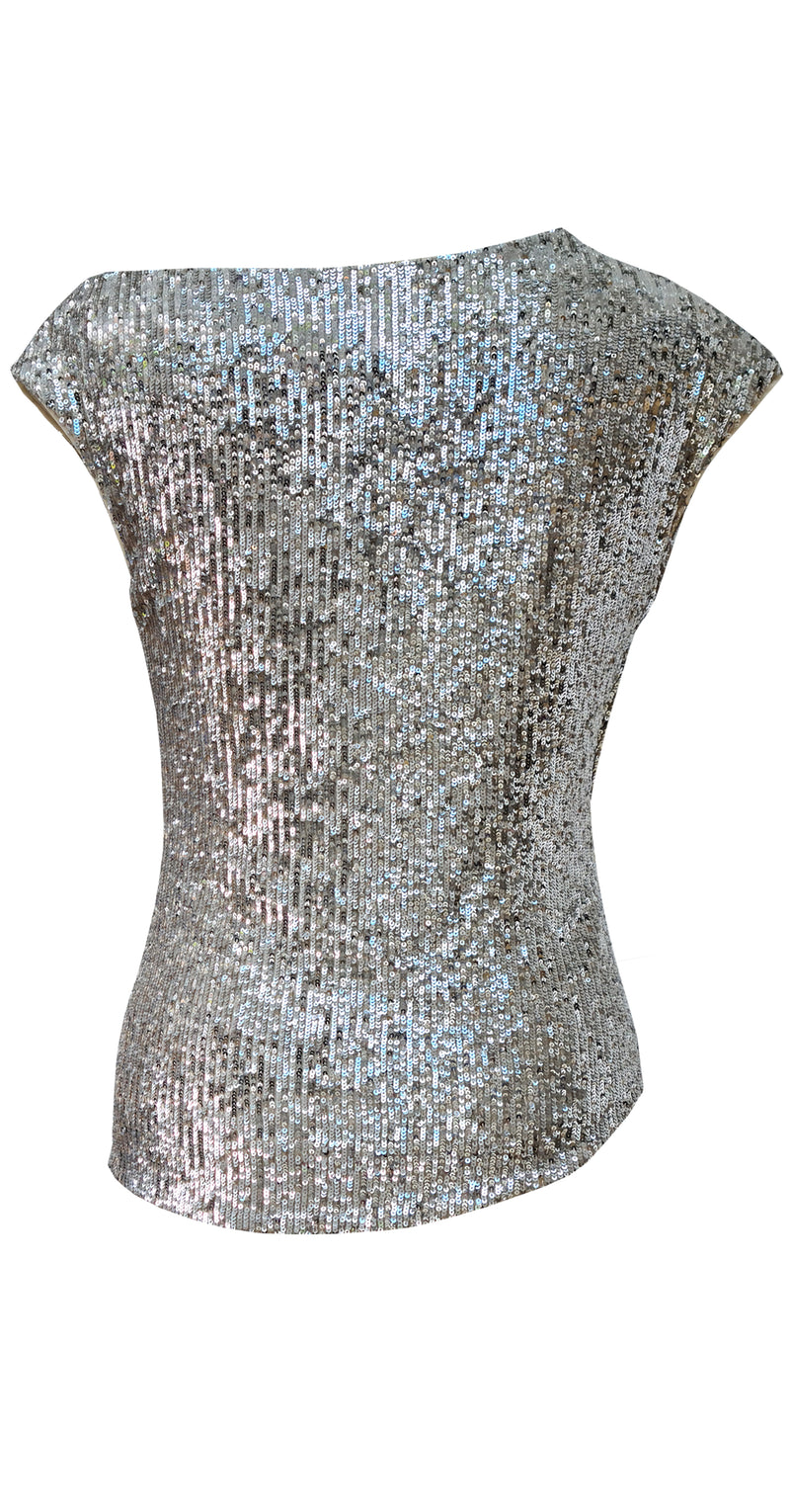 Gold Rush Top TOP342 Star Light Sequins