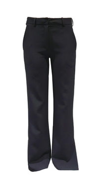 Kavala Trousers TRS210 Black/Yellow Contrast