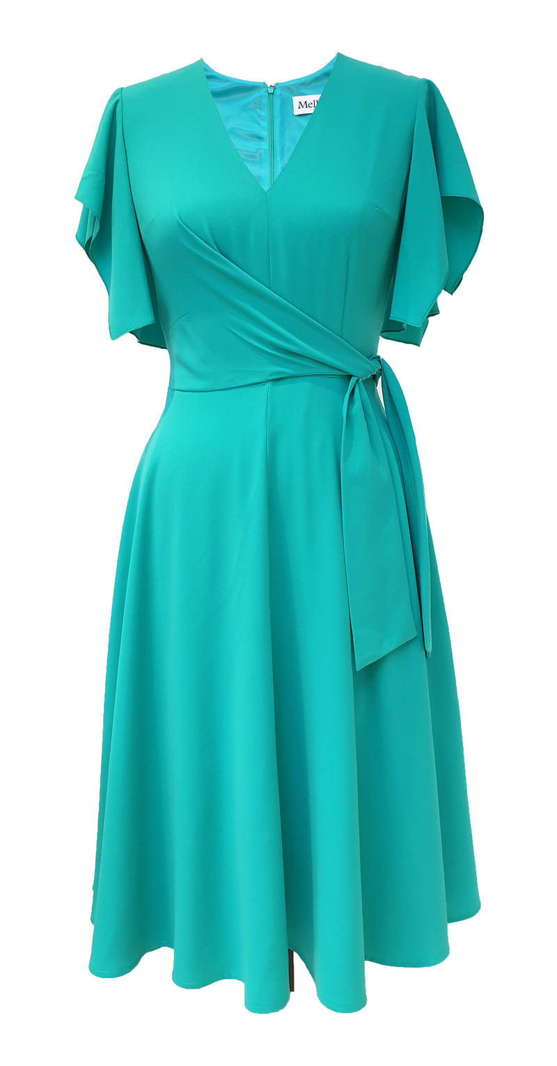 Leda Dress DRC315 Sea Mist