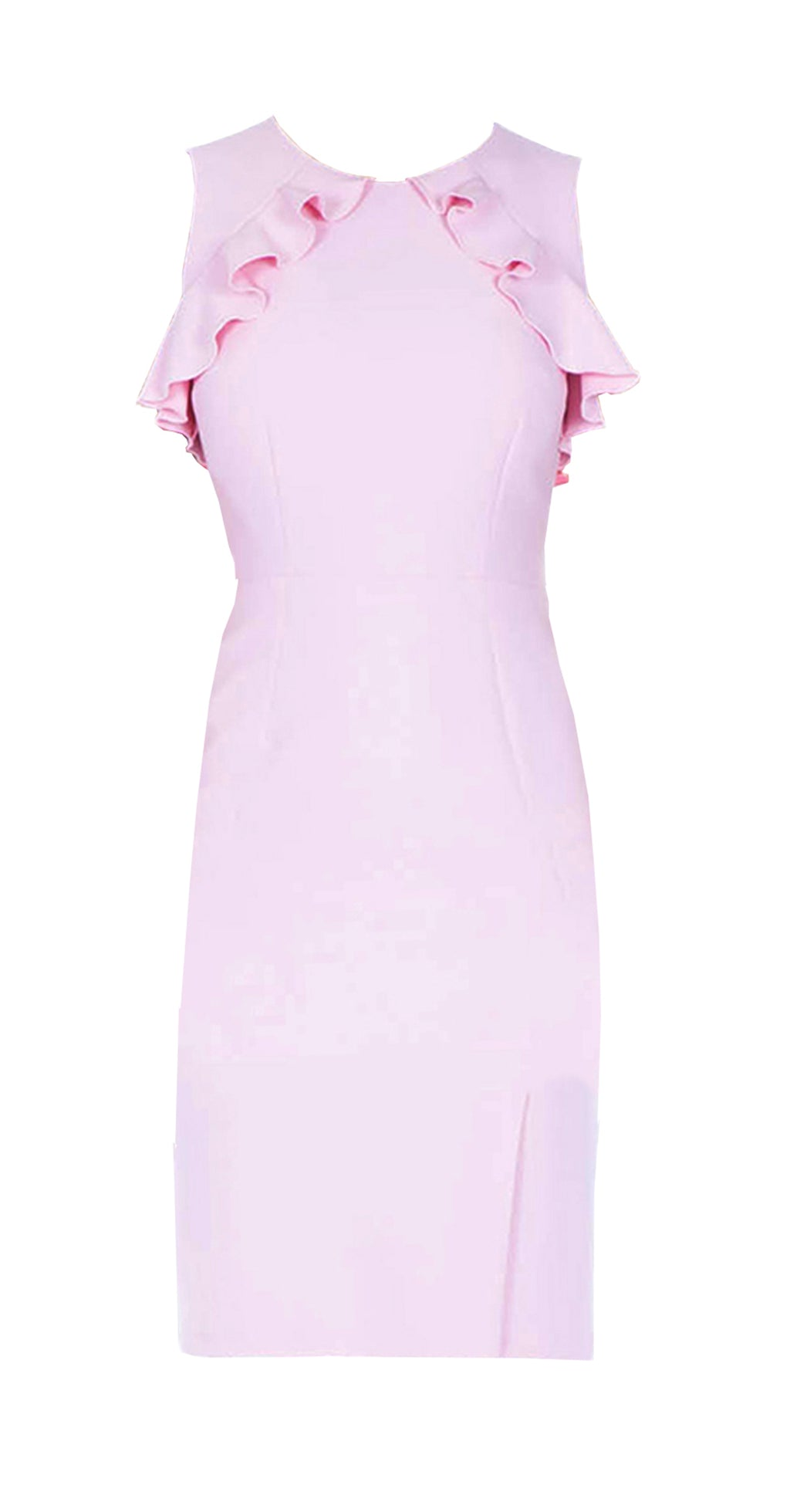 Lena Dress DRC241 Pale Pink
