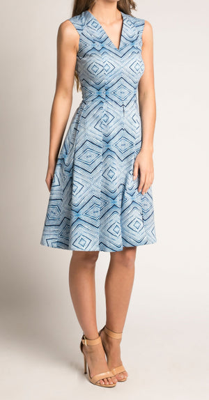 Nantes Cotton Dress