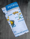 Potato Latkes Recipe Towel