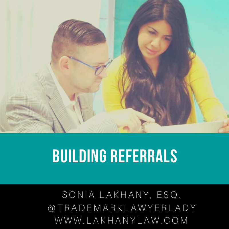 Building Referrals