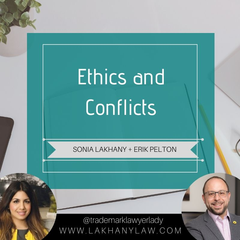 Ethics and Conflicts