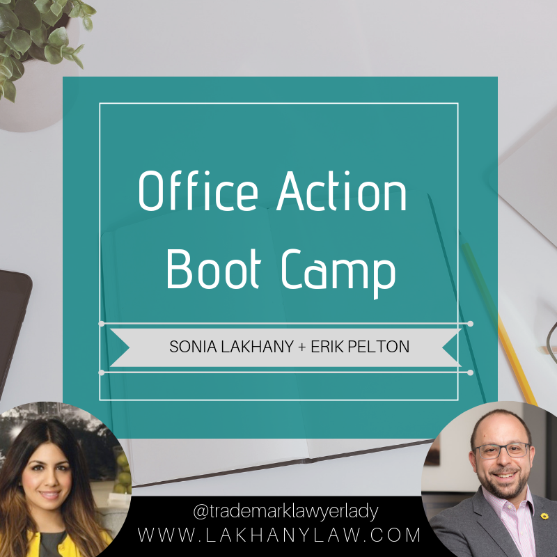 Office Action Boot Camp (Class Only)