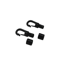"Load image into Gallery viewer, UMAT-092 Swivel hook 1"", closed, for bungee tip (includes hook base)(2pcs)"