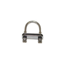 Load image into Gallery viewer, UMAT-075 U-Bolt,stainless with hardware