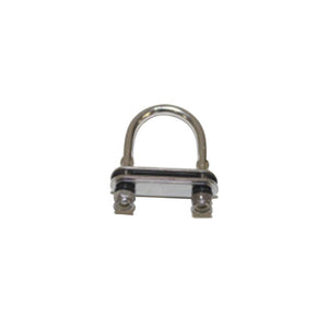 UMAT-075 U-Bolt,stainless with hardware