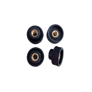 Thumbnut Kit M6 female (includes 4 thumbnuts)