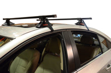 Load image into Gallery viewer, Malone VersaRail 50'' Roof Rack - Square Crossbars - Bare Roof
