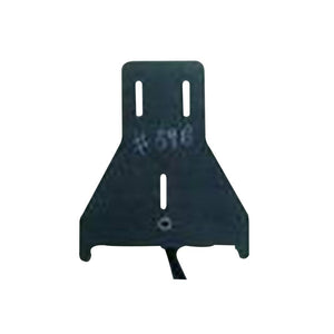 backplate, rec, adjustable (quest),59B