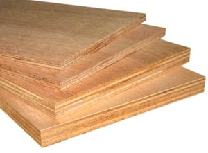 Plywood Hardwood Faced CE2+ 5.5mm (70) - Nioclas O Conchubhair