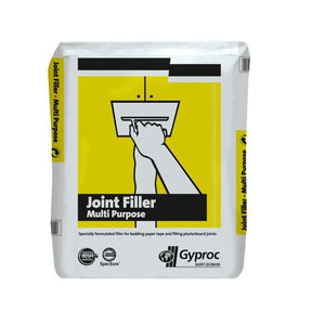 Gyproc 12.5kg Bag Joint Filler - Nioclas O Conchubhair