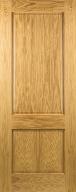 Seadec Oak Kingston 2 Panel Door - Nioclas O Conchubhair