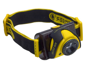 LED Lenser 180 Lumens Rechargeable Headtorch - Nioclas O Conchubhair