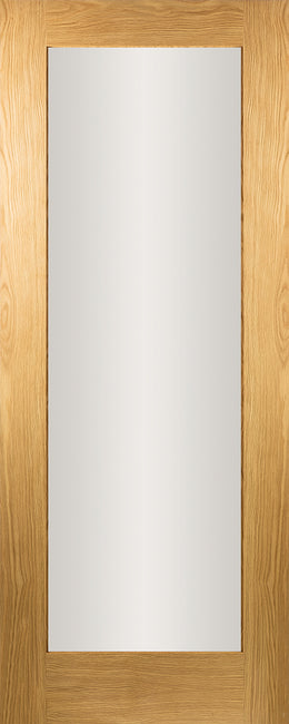Seadec Oak Cheshire Frosted Door - Nioclas O Conchubhair