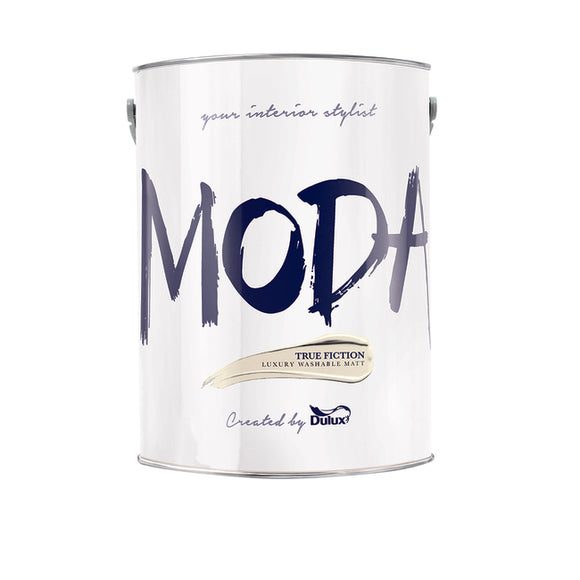 Dulux Moda True Fiction  5L - Nioclas O Conchubhair
