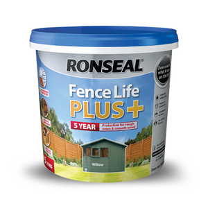 Ronseal Fence Life Plus 5 Litre - Nioclas O Conchubhair