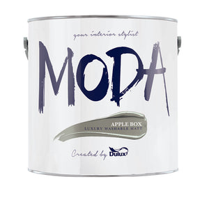 Dulux Moda Apple Box  2.5L - Nioclas O Conchubhair