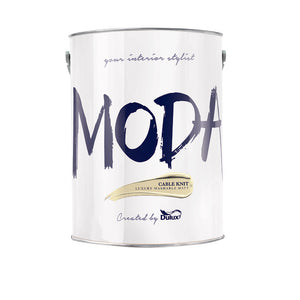 Dulux Moda Cable Knit  5L - Nioclas O Conchubhair