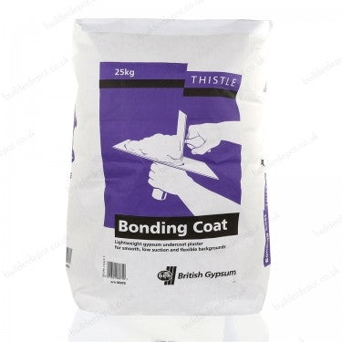 Gypsum (Purple) Bonding 25Kg Bag - Nioclas O Conchubhair