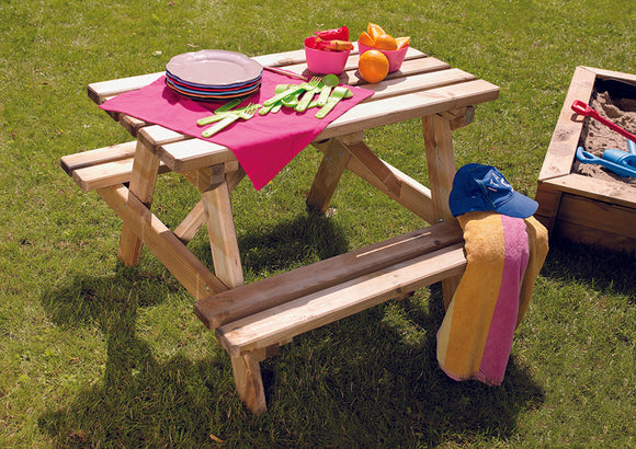 Kids Picnic Table Aurea - Nioclas O Conchubhair