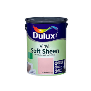 Dulux Vinyl Soft Sheen Powder Room  5L - Nioclas O Conchubhair