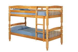 Alex Pine Bunk Bed - Nioclas O Conchubhair