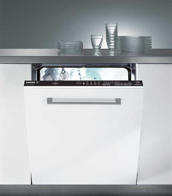 Hoover Integrated Dishwasher 16 Place Setting | HDILO63B-80 - Nioclas O Conchubhair