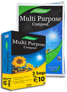 Tippland Multipurpose Compost 75Ltr - Nioclas O Conchubhair