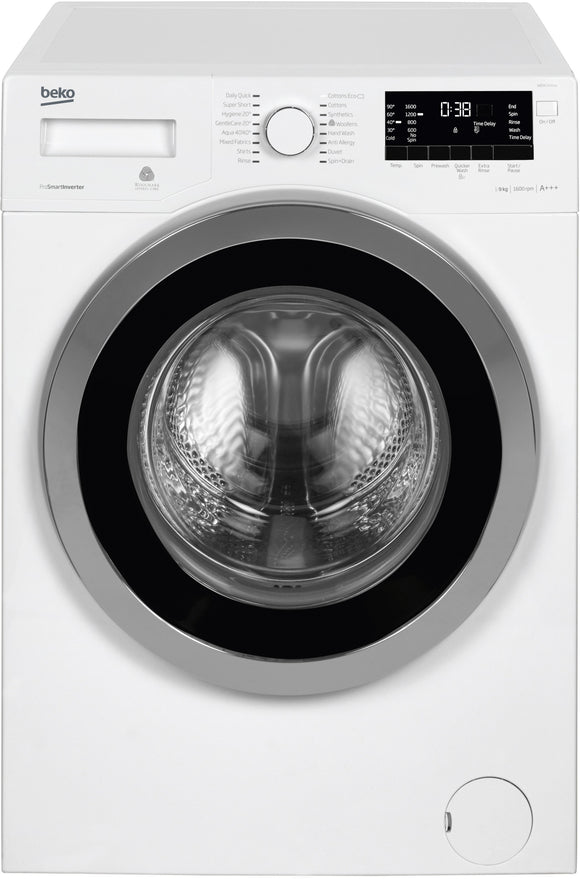 Beko 9Kg Freestanding Washing Machine | WB963446 - Nioclas O Conchubhair