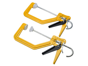Roughneck TurboClamp Twin Pack - Nioclas O Conchubhair