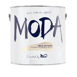 Dulux Moda True Fiction  2.5L - Nioclas O Conchubhair