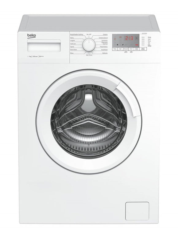 Beko 7kg Washing Machine | WTG720M1W - Nioclas O Conchubhair