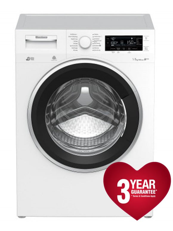 Blomberg 8Kg Freestanding Washing Machine | LWF28441W - Nioclas O Conchubhair
