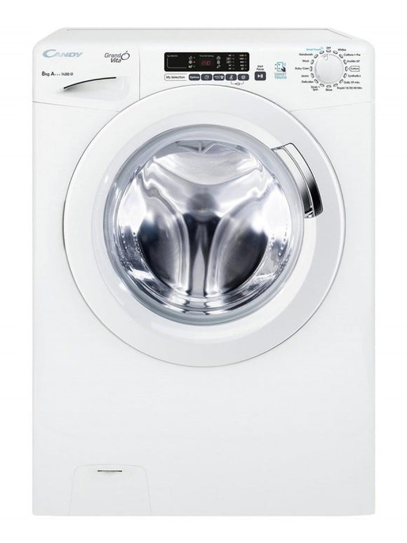 Candy 8kg Washing Machine | GVS148D3W - Nioclas O Conchubhair