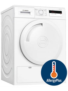 Bosch Serie 4 Heat Pump 8kg Tumble Dryer | WTH84000GB