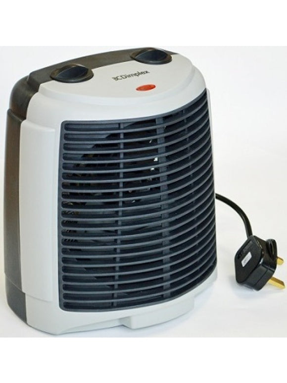 Winterwarm 2KW Upright Electric Fan Heater | WWUF2T - Nioclas O Conchubhair